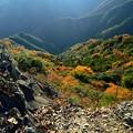 Photos: 谷の紅葉