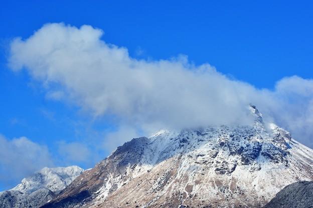 写真: 平成新山