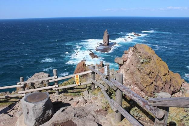 神威岬より神威岩