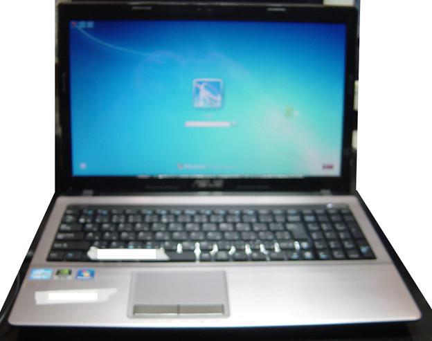 パソコンお直し隊15.2.1ASUS K53S