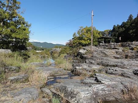 長瀞の岩畳3