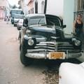 Photos: クラシックカーの走る街 キューバ Old car in Trinidad ,Cuba