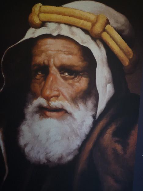 """王族の風格 傑出した指導者の肖像 Favorite at first glance,""""Z-ayed the Great"""""""