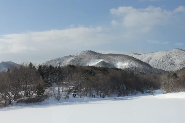 Photos: 雪国