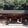 写真: 宇治上神社 拝殿