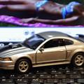 写真: 2004 Ford Mustang Mach 1 10092017