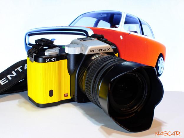 PENTAX K-01, Designed by Marc Newson 03102017