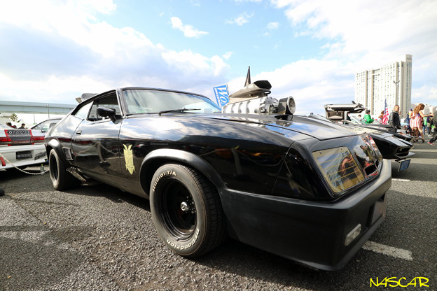 "Photos: マッドマックス Ford Falcon XB GT Coupe 1973 ""V8 Interceptor"" 19112017"