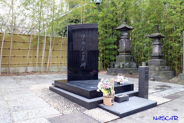 映画人の墓碑 03012014