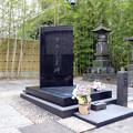 写真: 映画人の墓碑 03012014