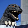 写真: Godzilla 01012018