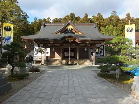 熊野本宮大社14 拝殿