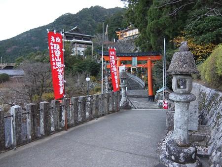 熊野那智大社03 一の鳥居