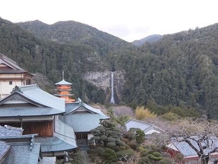 熊野那智大社12 那智瀧遠望