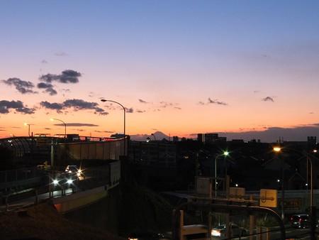 富士山 家路 20150102-02