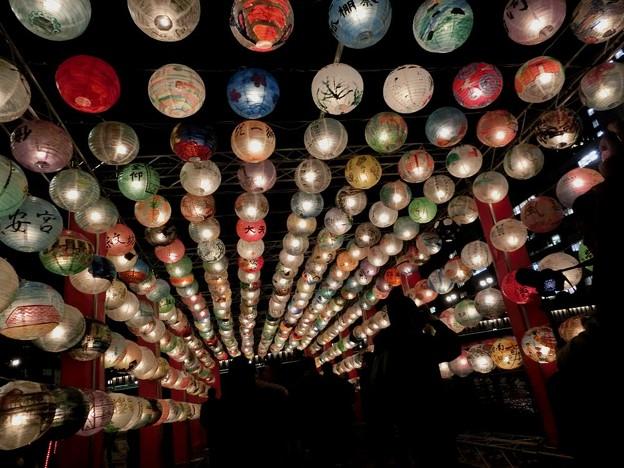 光の饗宴 台湾提灯2017
