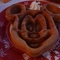 ミッキーパンケーキ プレーン