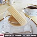 写真: マロンのアイスクリーム
