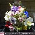Photos: Chapeau de fleurs