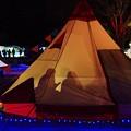 テントの夜