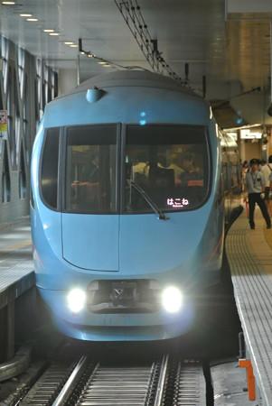 小田急線/新宿