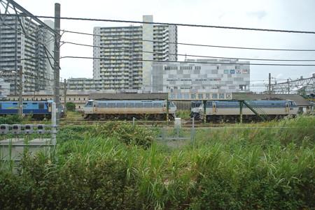 横須賀線/新川崎