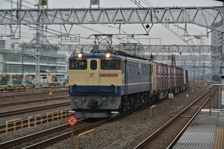 常磐線/金町