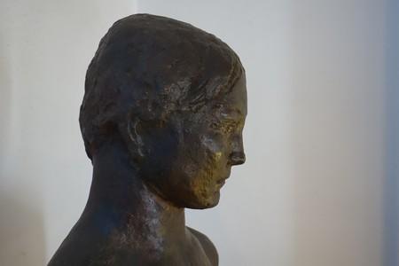 2014.11.10 横浜山手 横浜市イギリス館 裸婦像