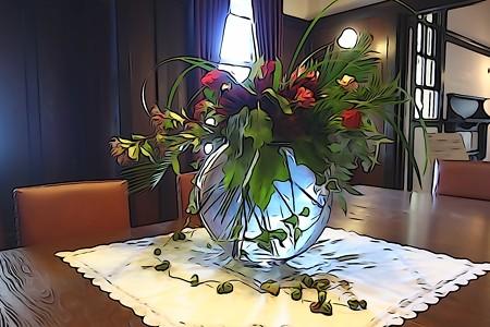 2014.11.10 横浜山手 外交官の家 DSC-RX100 イラスト調