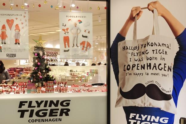 2014.11.26 横浜 Flying Tiger