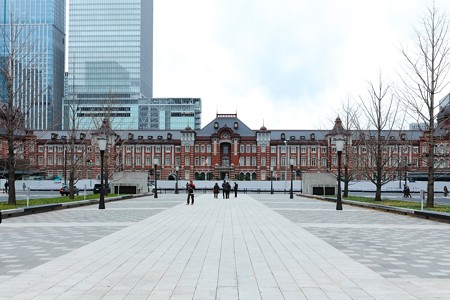2015.01.01 東京駅