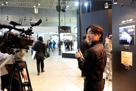 2015.02.12 CP+2015 Panasonic LUMIX CM1
