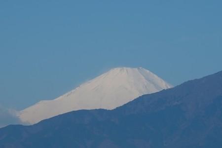 2015.03.02 駅前 富士山