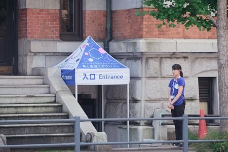 2017.08.21 ヨコハマトリエンナーレ2017 横浜市開港記念会館会場 地下