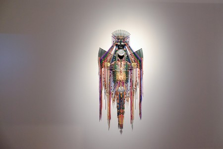 2017.08.21 ヨコハマトリエンナーレ2017 部族の酋長シリーズ5 Anne SAMAT