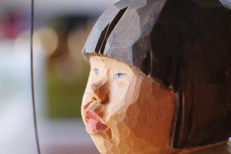 2017.09.28 机 木端人形 赤い風船