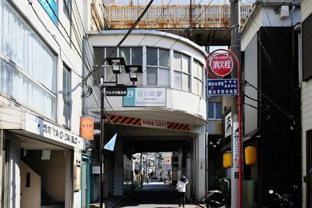 2017.09.29 JR石川町駅