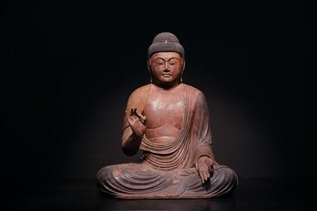 20172017.10.24 東京国立博物館 阿弥陀如来像 願生寺