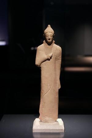 2017.10.24 東京国立博物館 男子立像 キプロス TJ-5930