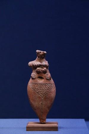2017.10.24 東京国立博物館 地母神像 TJ-5530-3