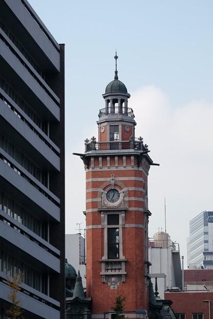 2017.11.15 みなとみらい 横浜市開港記念会館 ジャックの塔