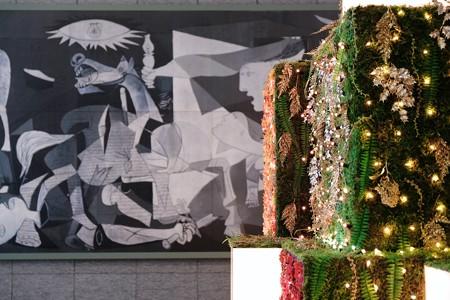 2017.11.21 丸の内 oazo Christmas tree