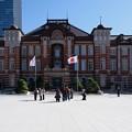 2017.11.21 東京駅 駅前広場