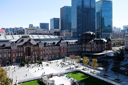 2017.11.21 東京駅