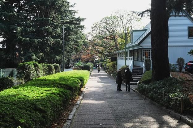 2017.11.27 山手 テニス発祥記念館