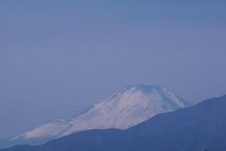 2017.12.04 駅前 富士山