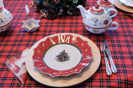 2017.12.12 山手西洋館 ブラフ18番館 世界のクリスマス ドイツ 食卓