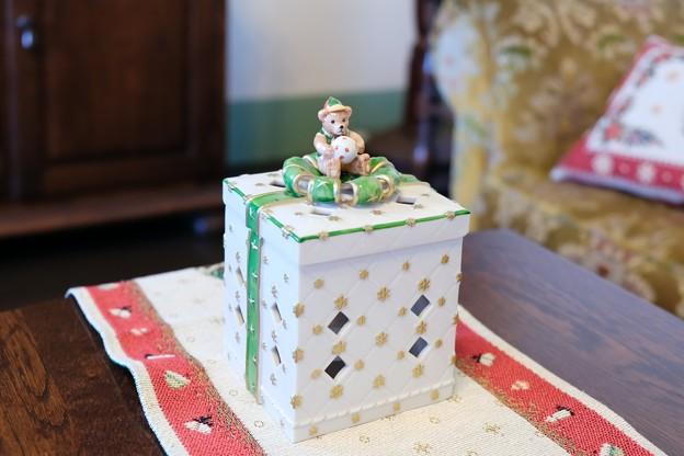 2017.12.12 山手西洋館 ブラフ18番館 世界のクリスマス ドイツ 置物