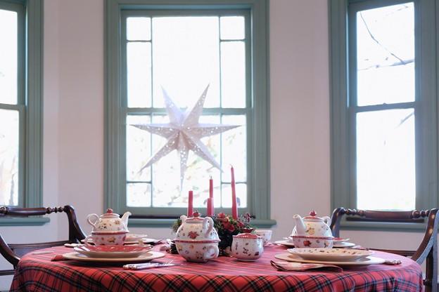 2017.12.12 山手西洋館 ブラフ18番館 世界のクリスマス ドイツ 茶器