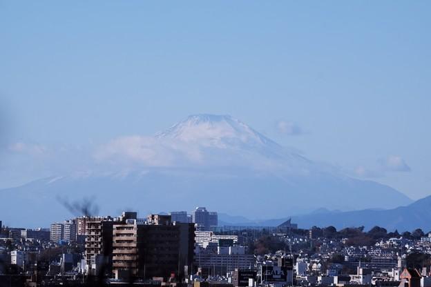 2017.12.12 山手西洋館 外交官の家 富士山